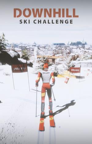 Downhill Ski Challenge